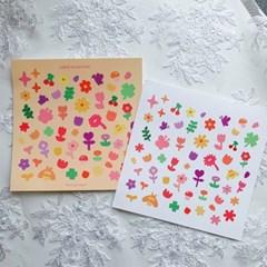 작고 반짝이는 봄(2ea)
