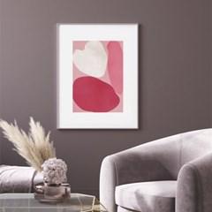 트리플쉐입 추상화 그림 인테리어 액자 포스터
