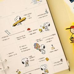 [Peanuts] 플레이 리무버 스티커 (5종)