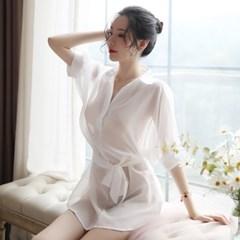섹시 이벤트 속옷 슬립 와이셔츠 시스루 (당일출고)