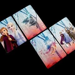 프로즌 겨울왕국V2 캐릭터카드 스트리퍼카드