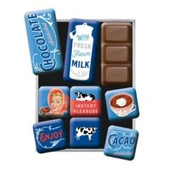노스텔직아트[83108] Chocolate Addicted