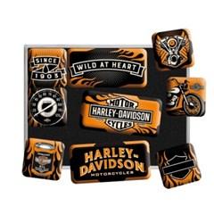 노스텔직아트[83096] Harley-Davidson Wild At Heart