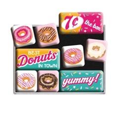 노스텔직아트[83092] Donuts