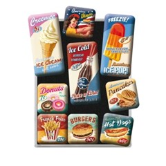 노스텔직아트[83069] American Diner