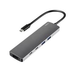 타입C 멀티허브 (HDMI PD USB 카드리더) DS3460CHU_(1097610)