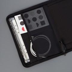 File Room A5 파일룸 - 태블릿 파우치 Black color