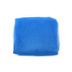 심플 사각 모기장(블루)(대)/아기 침대 대형 캐노피