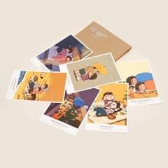 Postcard set 01