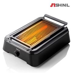신일 SMOKE-LESS 적외선 전기그릴 SWG-D160MG