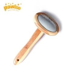 포우와이즈 대나무 슬리커 브러쉬 (M) - n