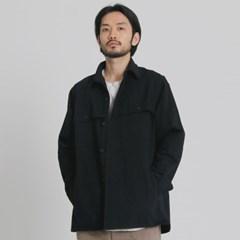 남성 야상 셔츠 오버핏 남방 린넨 자켓 3color