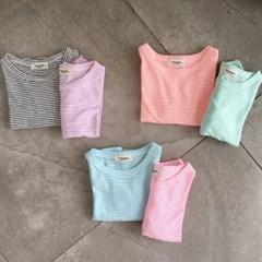 꽁) 1+1 트윈 아동 티셔츠