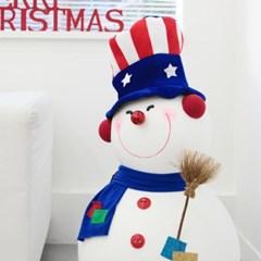 [데코봉봉]아메리칸 눈사람(L-100cm)