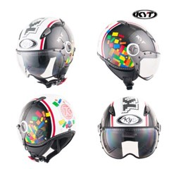 KYT ELSICO 라이딩 바이크 오토바이 헬멧 엘시코
