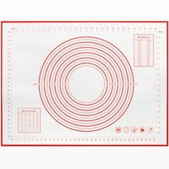 세븐프리 실리콘 반죽매트 특대형50x70cm 블랙_(3064258)