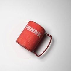 [딥코발트] 페니 머그컵 M 레드