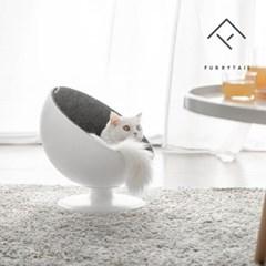 퓨리테일 고양이 강아지 반려동물 체어하우스, 침대