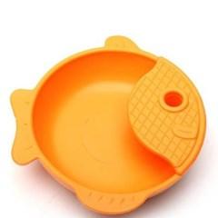 다용도 물고기 국자받침대 1개(색상랜덤)