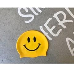 Smile Swimcap Yellow