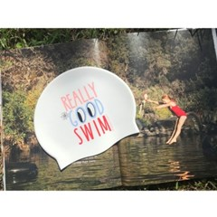Really goods Swimcap White