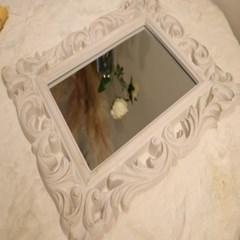 유럽풍 가로세로 사각인테리어거울