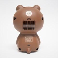 라인프렌즈 공기청정기 MINI 브라운