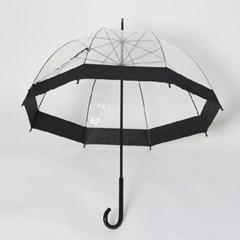 PARACHASE 파라체이스 1005 여성 투명 아치형 장우산 - 4컬러