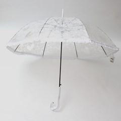 PARACHASE 1070 여성을 위한 투명 자동 장우산