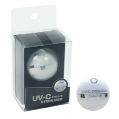 UV-C 멸균 360도 휴대용 살균볼 바이러스 세균박멸