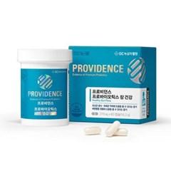 녹십자웰빙 프로비던스 프로바이오틱스 장건강 60캡슐 3병