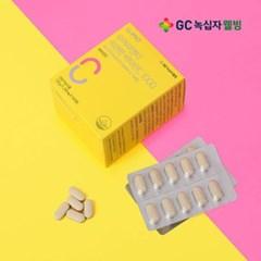 녹십자웰빙 유어피엔티 속편한비타민C 1000 100정 1병 (100일분)