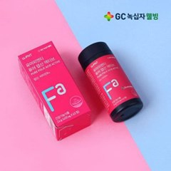 녹십자웰빙 유어피엔티 퓨어엽산 액티브 60정 1병 (2개월분)