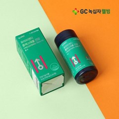녹십자웰빙 유어피엔티 콜레스테롤 건강 홍국 모나콜린K 60정 3병