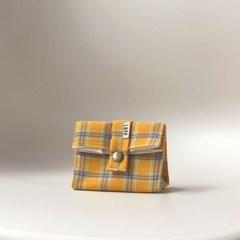 baby pocket - mustard