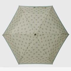 PARACHASE 파라체이스 3210 플라워 패턴 자동 여성 접이식 3단우산