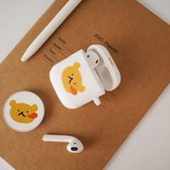 [피코그라프] yellow bear airpods case (에어팟케이스)