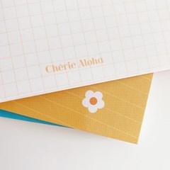 Melody Notebook 멜로디노트북(A5)