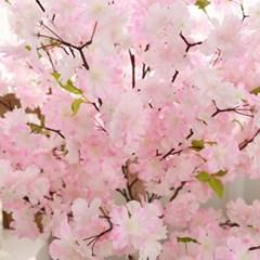 인조나무 조화나무 인테리어조화 구름벚꽃나무 190 사방형