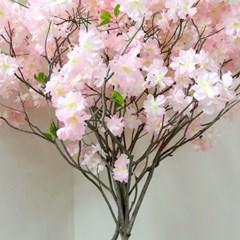 인조나무 조화나무 인테리어조화 내츄럴 구름벚꽃나무 190 사방형