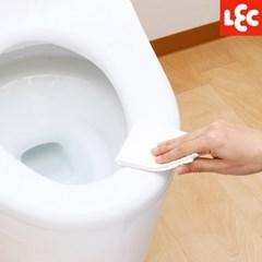 [LEC] 변기청소 물티슈케이스 엠보싱 청소포 [SS-259]