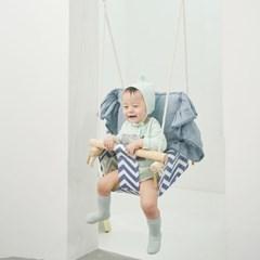 라라비 스윙점퍼 풀세트 아기 그네 변신 점퍼루 쏘서