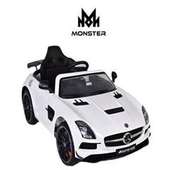 몬스터토이즈 벤츠 SLS  AMG 유아전동차 아기전동자동차