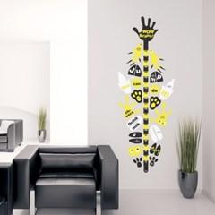 점핑점핑 키재기 스티커