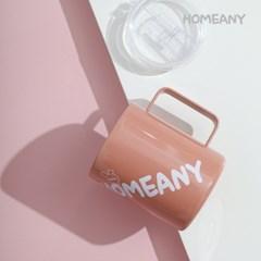 (HOMEANY) 홈애니 스텐머그 420ml_핑크