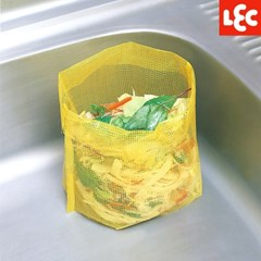 [LEC] 야채 채소 물기제거 싱크대거름망 15P [A-020]
