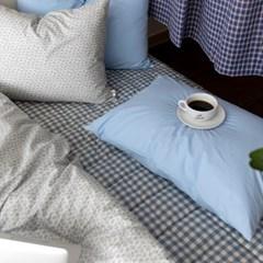 파리지앵무드 블루 자체제작 3size 호텔침구 사계절이불세트