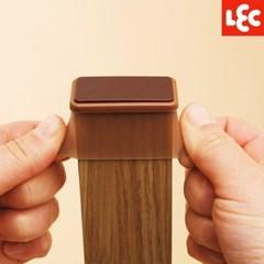 [LEC] 실리콘 직사각 의자다리커버(S) 4P [O-342]