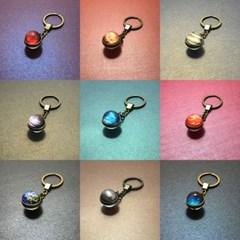 화성 MARS 행성키링 가방고리 열쇠고리