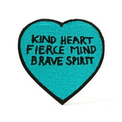 BRAVE HEART PATCH